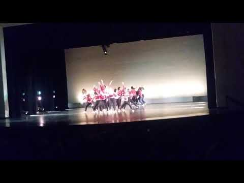 Barry Goldwater high school 2018 Spring Dance show Crossfire