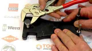 видео ключи knipex