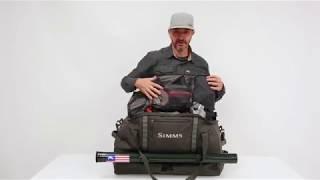 SIMMS Essential Fishing Gear Bag