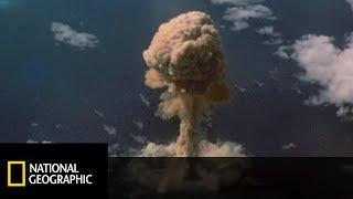 Tak wyglądały efekty testów nuklearnych USA na pacyfiku! [Bomby Balonowe i wypadki z bronią jądrową]