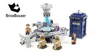 Lego Ideas 21304 Doctor Who - Lego Speed Build