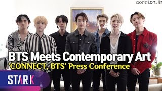 Gambar cover 'CONNECT, BTS' Press Conference (현대미술로 만나는 방탄소년단 'CONNECT, BTS')