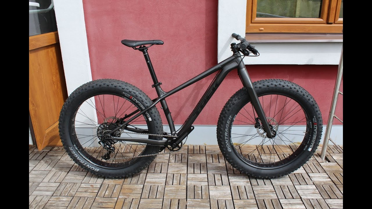 TREK FARLEY 7 2017 - YouTube