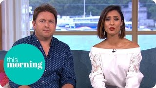 Neighbours' Mark Little Pays Tribute to Vivean Gray | This Morning