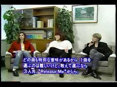 Wilson Phillips interview in Japan 6/27/1990(MTV)