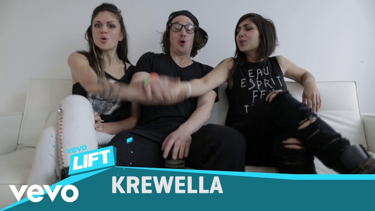 Krewella - ASK:REPLY, Ep. 1 (VEVO LIFT)
