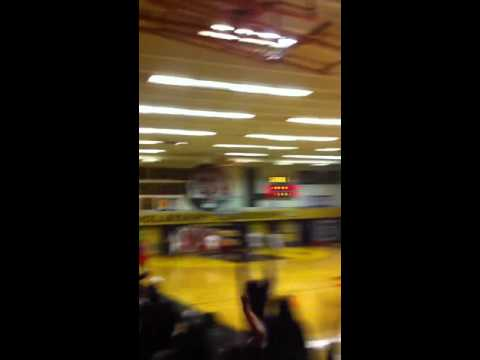 Terra nova high school last second shot