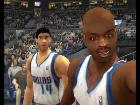 Nba Live 2003 Chicago Bulls-Dallas Mavericks
