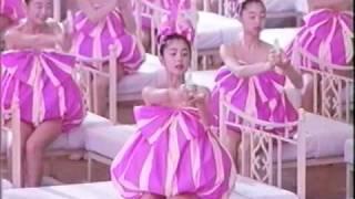 1990年 鷲尾いさ子 『鉄骨娘』(PV)