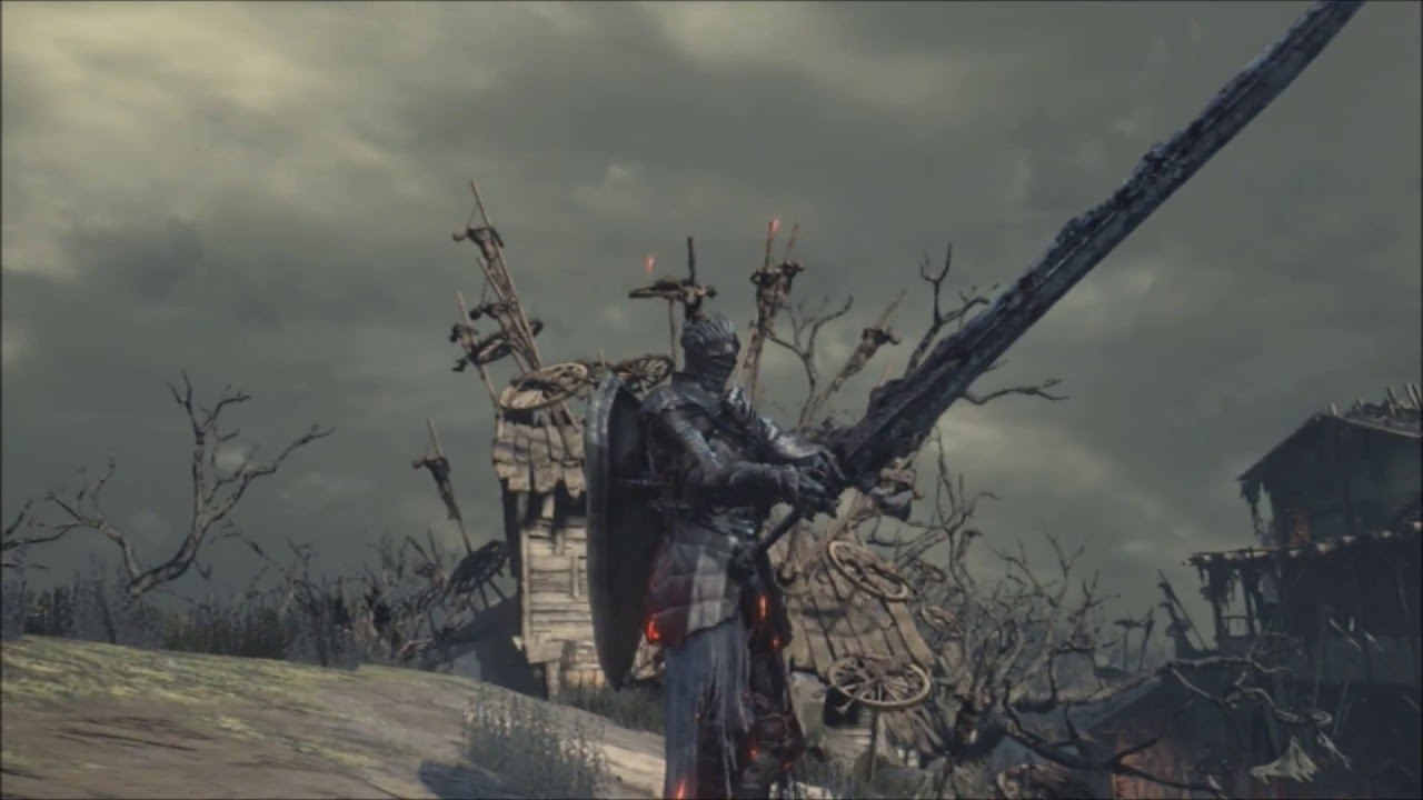 how to make hollowslayer greatsword