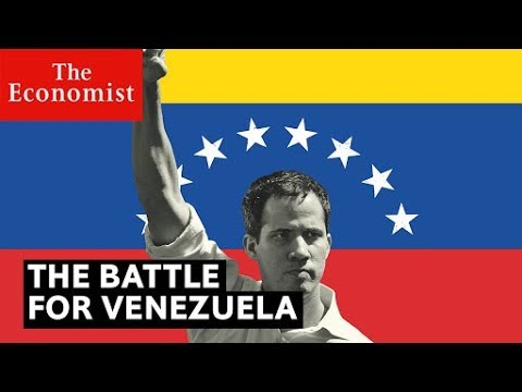 The battle for Venezuela's future | The Economist