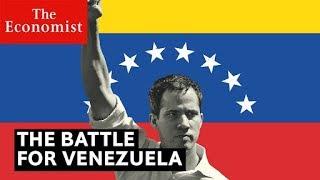 The battle for Venezuela's future   The Economist