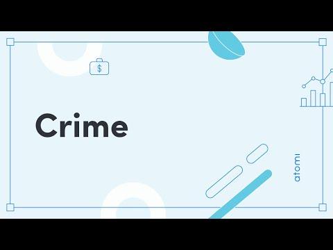 Legal Studies - Crime