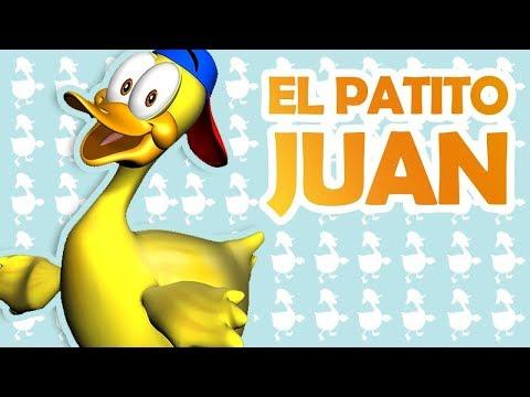 Biper Y Sus Amigos - El Patito Juan (Video Oficial)