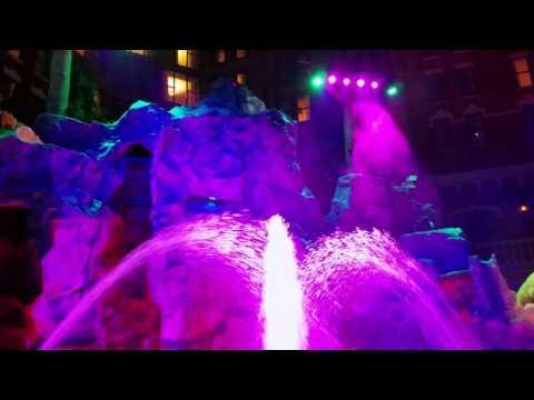 Free Las Vegas Attraction Sam's Town Mystic Falls