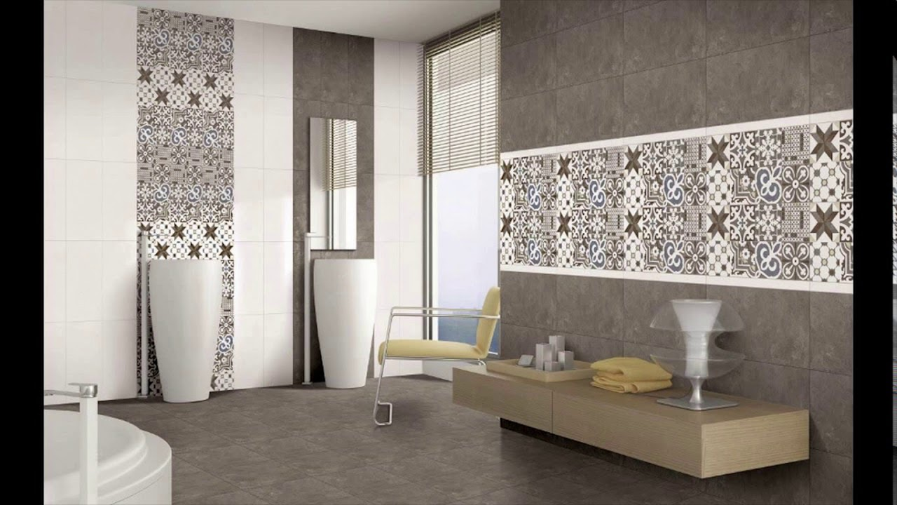 Wonderful Bathroom Tile Design Ideas Youtube