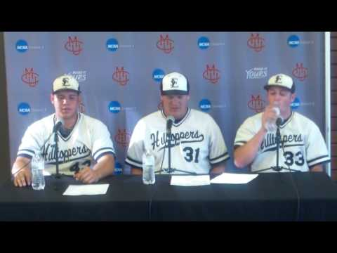 St. Edwards Baseball Post Game 1