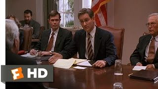 Dave (6/10) Movie CLIP - Balancing the Budget (1993) HD