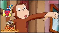 Coco der Neugierige Affe 🐵 Coco macht Reklame 🐵 Cartoons für Kinder🐵 Coco der Affe Ganze Folgen