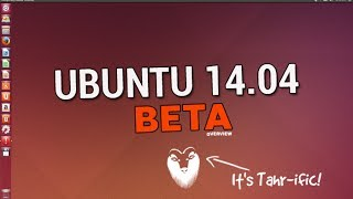 Ubuntu 14.04 Beta — New Unity Features
