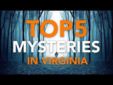 Top Five Live - Top 5 Mysteries in VA