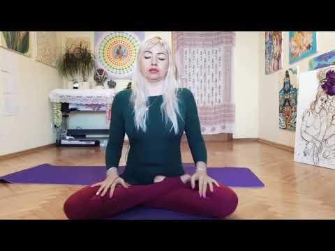 Йога из минуса а плюс