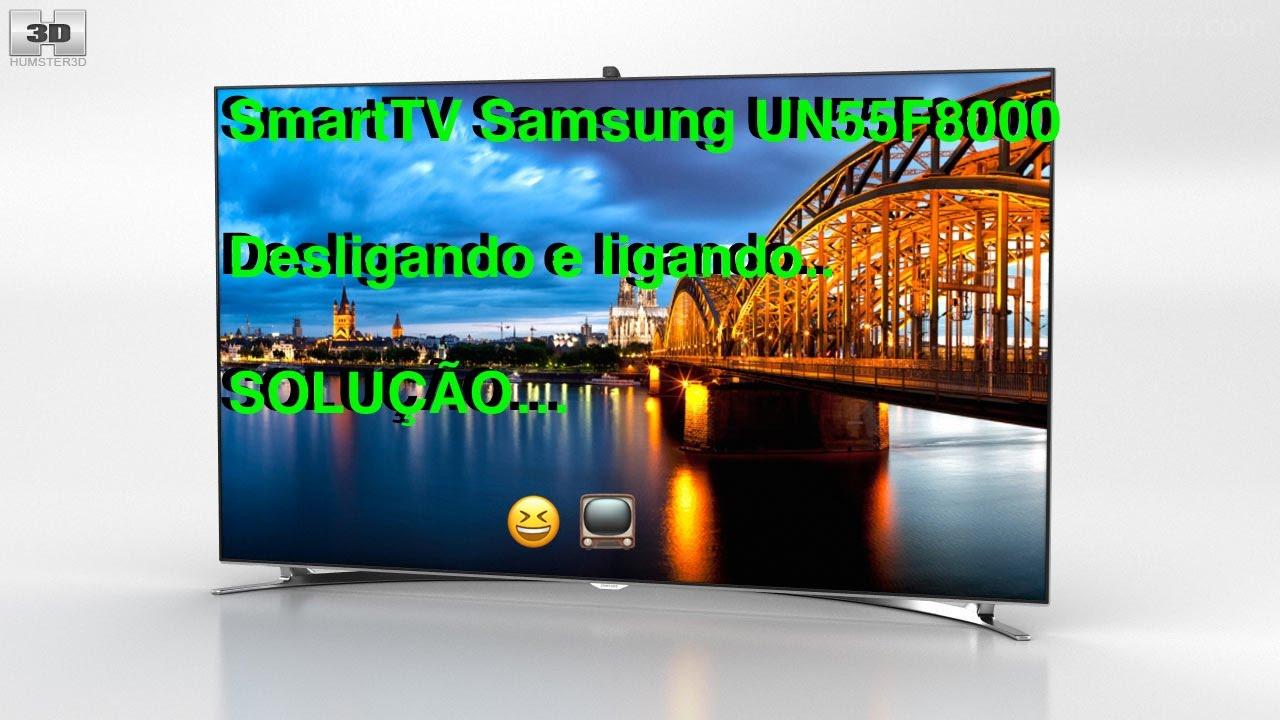 TV Samsung Desligando Sozinha Solução ☝️!!