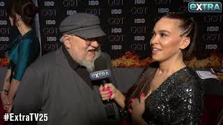 George R.R. Martin on 'Game of Thrones' Spin-Offs, Plus: The Hardest 'GoT' Scene to Write