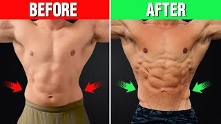 How to Get Rİd of Love Handles PERMANENTLY (3 simple steps)