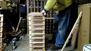 Wine Rack Assembly Instructions Vrs Style  Part 2 From Www.thewinerackco.com
