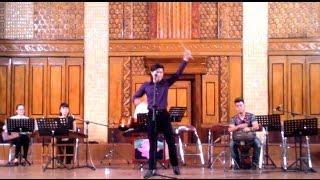 Ngọc Tú - Hành khúc Thổ Nhĩ Kỳ (Sáo Trúc live)