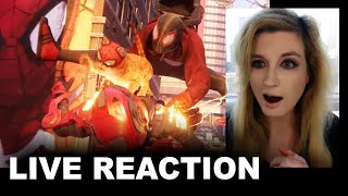 Spider-Man Miles Morales PS5 Launch Trailer REACTION