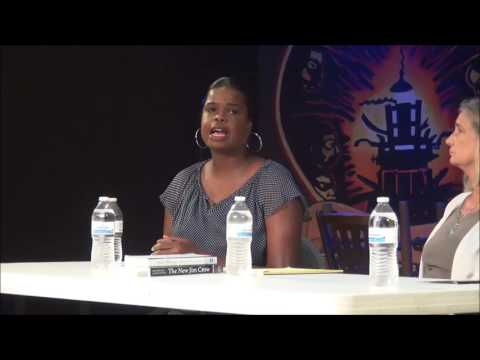 """Kim Foxx - """"the discussion we haven"""
