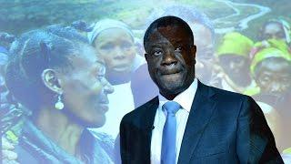 """RD Congo - Kinshasa autorise finalement le film sur le Dr Mukwege  """"L"""
