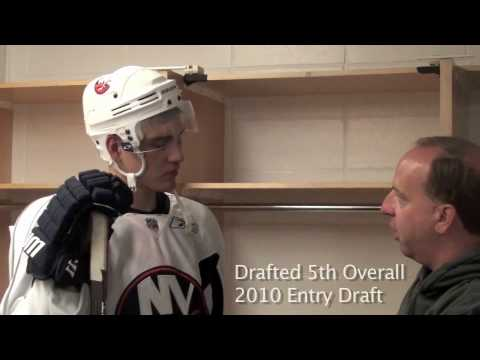 Chris Botta Interviews Nino Niederreiter