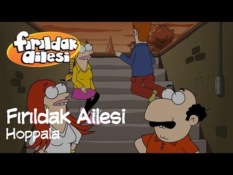 Hoppala | Fırıldak Ailesi (2. Sezon 8. Bölüm)