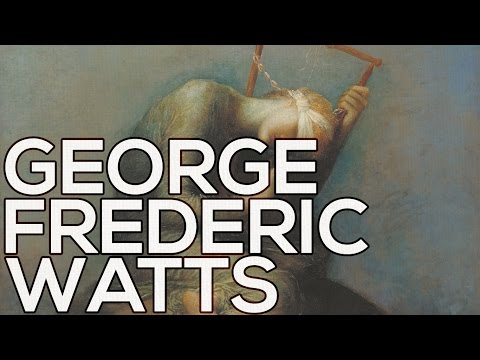 George Frederic Watts: A collection of 117 paintings (HD)