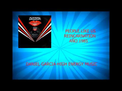PEOPLE LIKE US REINCARNATION 1985 HIGH ENERGY MUSIC