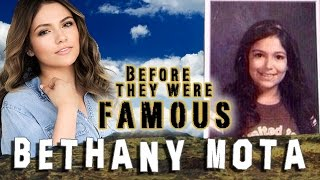 BETHANY MOTA - Before They Were Famous