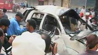 Suicide Blast by Punjabi ISI Kills Top Pakhtun Police Officer in Peshawar Pakhtunkhwa