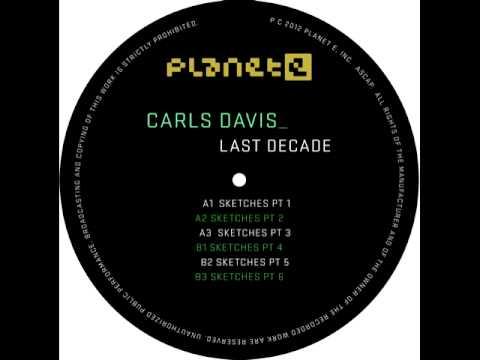 Carls Davis - Sketches Pt 1