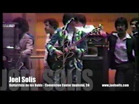Joel Solis Guitarrista de Los Bukis - Convention Center Anaheim, CA