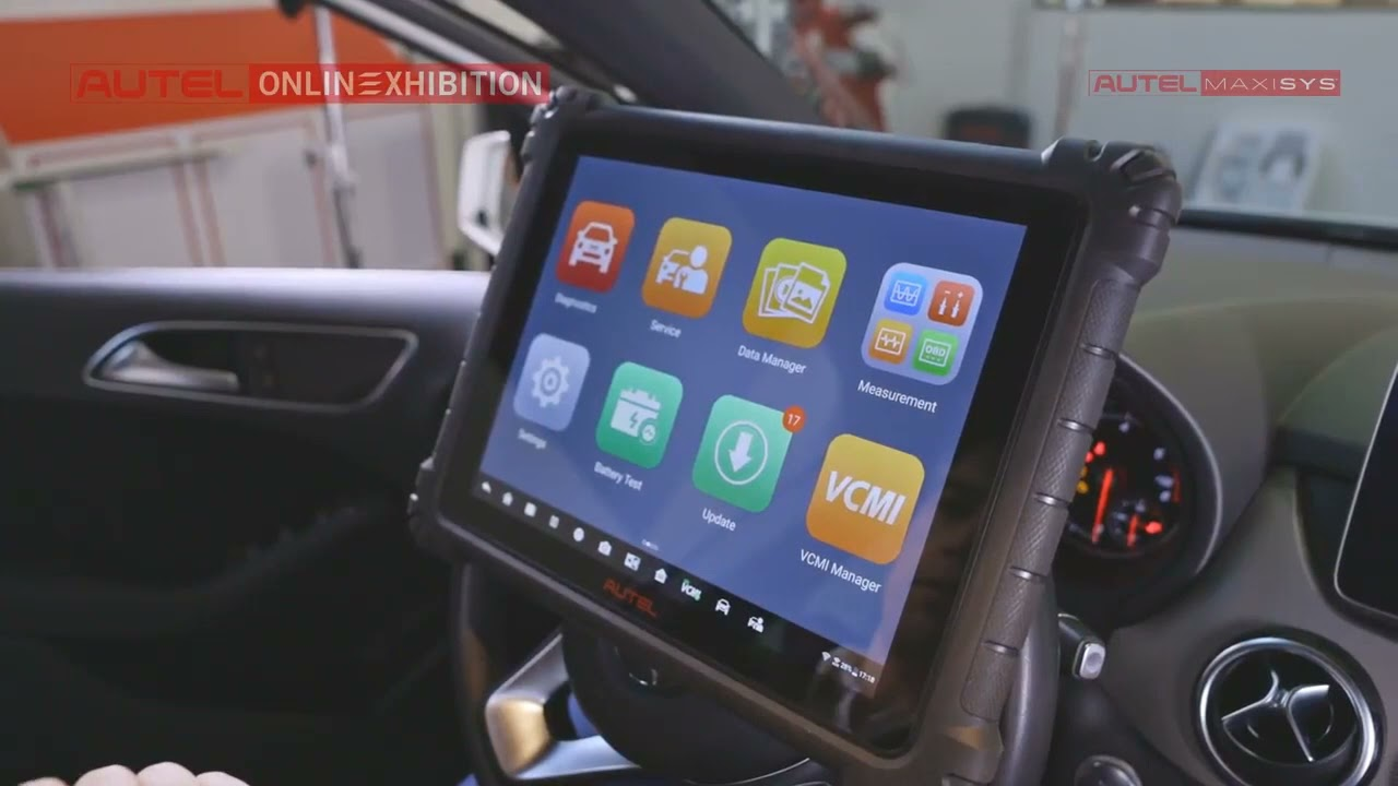 How to Use AUTEL Maxisys Ultra | Autel Europe - YouTube
