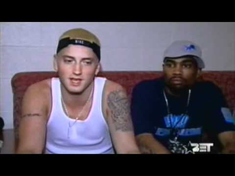 Eminem - Interview 2000 (Up in Smoke Tour)