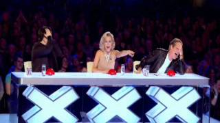 Jon Christos & Jenny Williams Britains Got Talent 2011