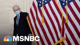 How Mitch McConnell Is Keeping His 'Grim Reaper' Brand Alive In 2021 | All In | MSNBC