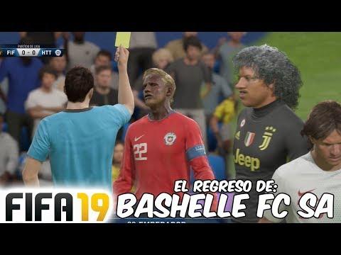 BASHELLE FC SA EL MEJOR EQUIPO DEL 2019! FIFA 19 en Español - GOTH