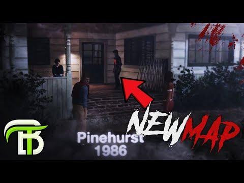 NEW MAP PINEHURST (Friday the 13th Game)