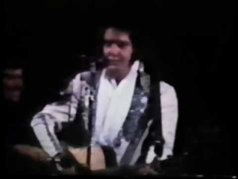 Elvis Presley - Blue Christmas (Kansas City June 18, 1977)