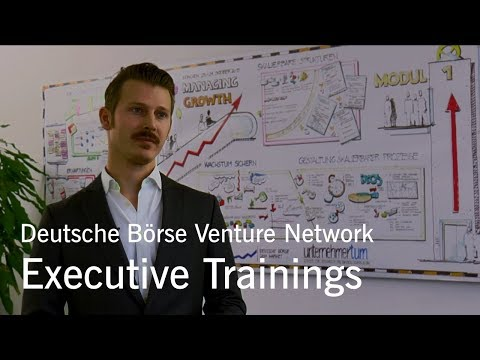 Deutsche Börse Venture Network – Executive Trainings